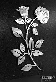 Rosa 1611 Lucidatura