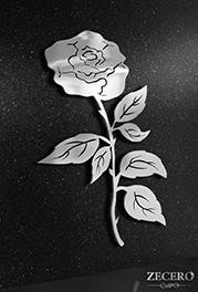 Rosa 1623 Lucidatura