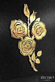 Rosa 1604 Oro