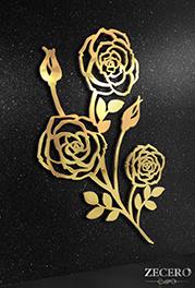 Rosa 1606 Oro