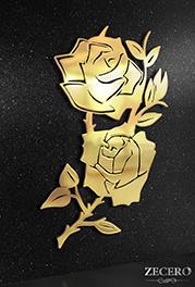 Rosa 1610 Oro