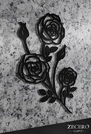 Rosa 1606 Nero