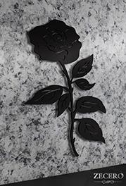 Rosa 1623 Nero