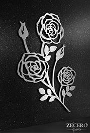Rosa 1606 Raso