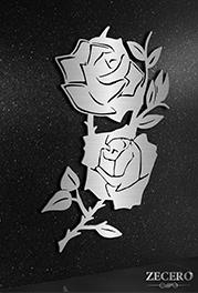 Rosa 1610 Raso