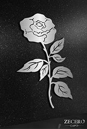Rosa 1623 Raso
